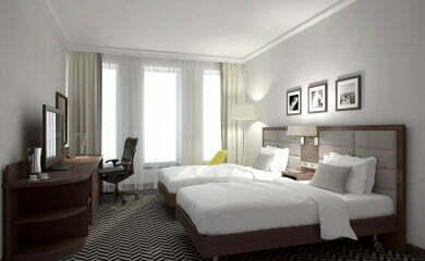 Tak wyglądają pokoje w nowym hotelu