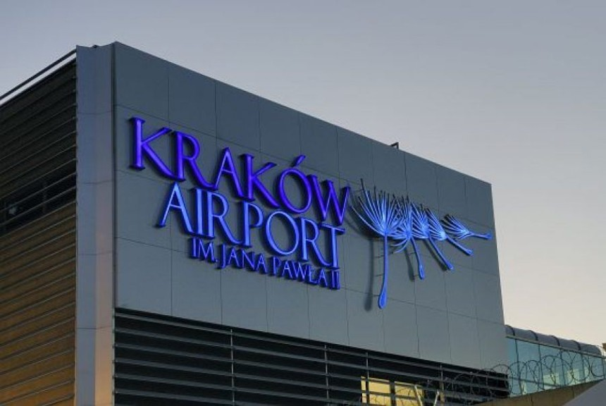 lotnisko balice kraków