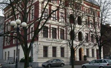 """Hotel """"Dyplomat"""" w Olszytnie"""