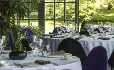 Restauracja Belvedere to jeden z najbardziej znanych obiektów kulinarnych na mapie Warszawy