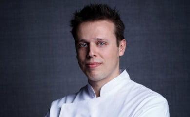 Carlos Teixeira, nowy szef kuchni w Bristolu