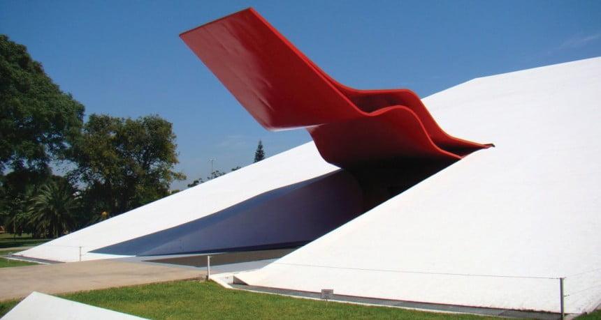 Muzeum Sztuki Nowoczesnej w Sao Paulo.