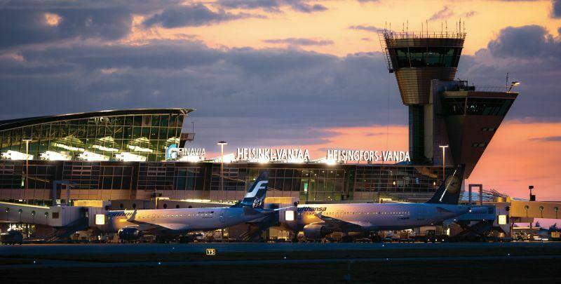 Helsinki Vantaa Lennot