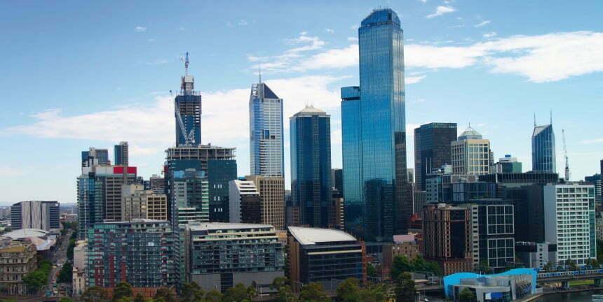 Melbourne, jedno z najlepszych miejsc do zamieszkania. Fot. Fotolia.pl