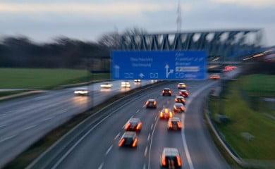 Autostrada w Niemczech. Fot. wikimedia commons LIC CC. BY 2.0/Russavia