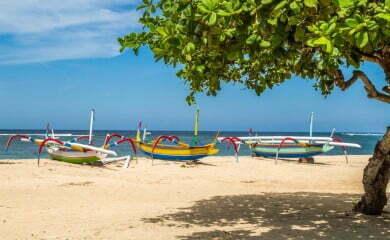 Plaża na indonezyjskiej wyspie Bali. Fot. Fotolia.com