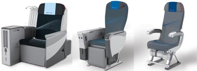 lot nowe siedzenia