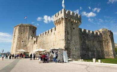 Chorwacki Trogir. Fot. Fotolia.com