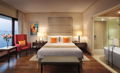 Executive suite w hotelu Oberoi