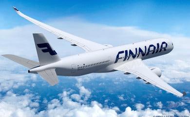 Airbus A350 XWB w barwach Finnair