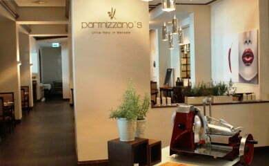 Nowa restauracja Parmizziano's w warszawskim hotelu Marriot