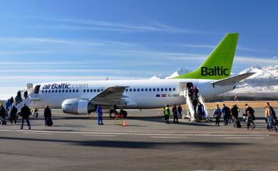 AirBaltic, Poprad Tatry 8