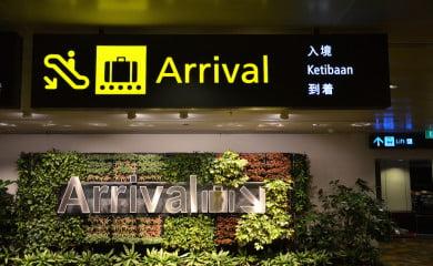 Lotnisko Changi w Singapurze. Fot. Fotolia.pl