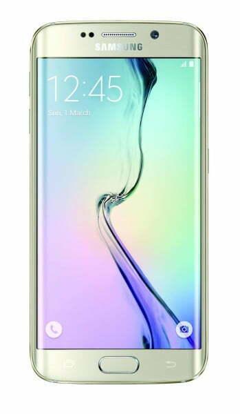 SAMSUNG GALAXY S6 EDGE Cena: od 2700 zł, samsung.com/uk Flagowy smartfon Samsunga jest obecnie nie do pobicia pod względem wydajności. Jego wyświetlacz oprzekątnej 5,1 cala charakteryzuje się niezwykle wysoką rozdzielczością (2560 x 1440 pikseli) ijest chroniony przez szkło Gorilla Glass. Galaxy 6 jest kompatybilny zdwoma różnymi standardami bezprzewodowego ładowania, co sprawia, że współpracuje on zwieloma ładowarkami tego typu. Jeśli natomiast podłączymy go do zwykłego gniazda (microUSB), to według producenta 10 minut ładowania zapewni nam aż 4 godziny pracy ztelefonem. Galaxy 6 działa pod systemem Android 5.0 Lollipop, posiada czytnik linii papilarnych, atakże przedni itylni aparat omatrycach odpowiednio 5 MP i16 MP. Wobu zastosowano przysłonę odużej jasności, wynoszącej f/1.9. Urządzenie waży zaledwie 132 g, ajego wymiary to 14,2 x 7 x 0,7 cm.