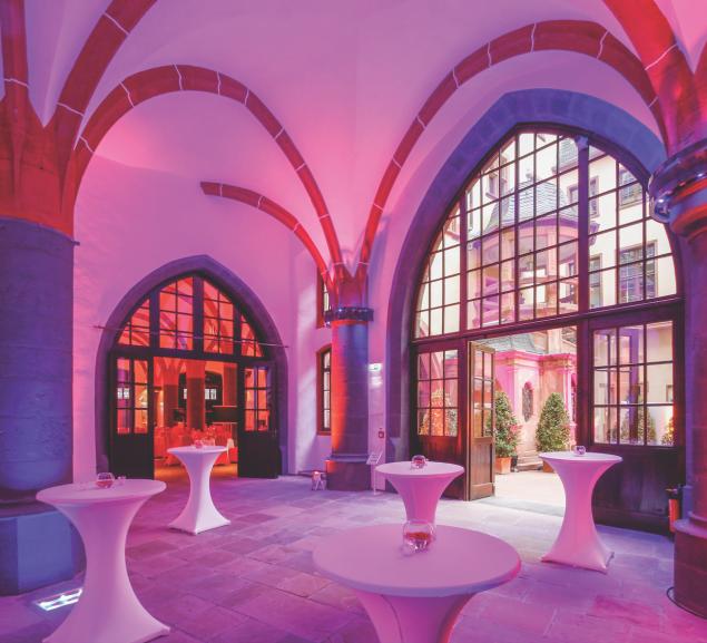 Rezydencje Romerhalle