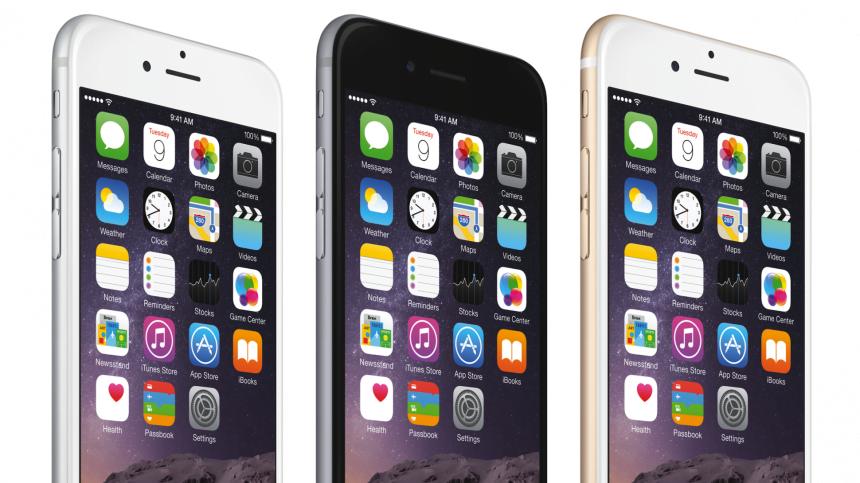 APPLE IPHONE 6  Cena: 3199-4199 zł, apple.com/pl Najnowszy iPhone to eleganckie urządzenie, którego szklany ekran idealnie łączy się z zakrzywioną metalową obudową. Jest on również niezwykle smukły (0,7 cm grubości) i lekki (129 g). Model z ekranem o przekątnej 4,7 cala jest większy od swoich poprzedników, ale nadal wygodnie mieści się w kieszeni. iPhone 6 posiada czytnik linii papilarnych, dzięki któremu możemy być pewni, że w przypadku kradzieży telefonu złodziej nie zyska dostępu do naszych danych. Jednak głównym powodem, dla którego warto kupić ten telefon, jest jego system operacyjny iOS. Być może Android jest nieco bardziej konfigurowalnym systemem, ale za to iOS zachwyca prostotą i płynnością działania. Telefon oferowany jest z trzema rodzajami pamięci wewnętrznej: 16 GB (3199 zł), 64 GB (3699 zł) oraz 128 GB (4199 zł). Nie warto kupować wersji 16 GB, ponieważ pamięci w tych telefonach nie można poszerzyć za pomocą karty Micro SD.