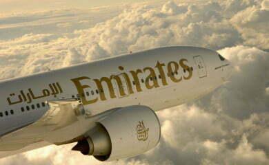 Boeing 777. Fot. Emirates.com