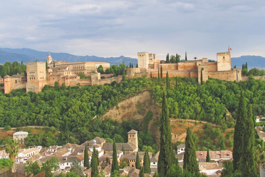 Pałac Alhambra w Grenadzie. Fot. Fotolia.com