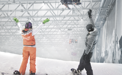 Snow Arena w Druskiennikach