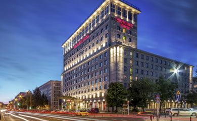 Hotel Mercure Grand Warszawa. Fot. orbis.com