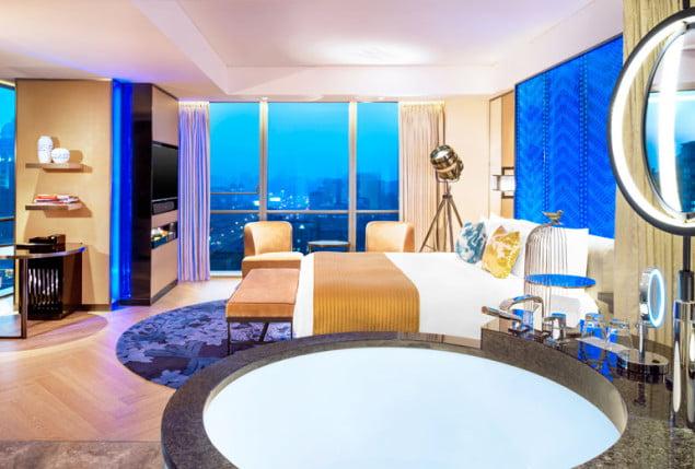 hotel w pokoj