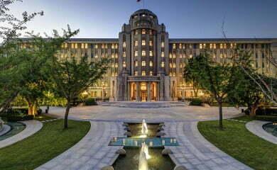 Jeden z nagrodzonych hoteli: Sofitel Legend People's Grand Hotel Xian
