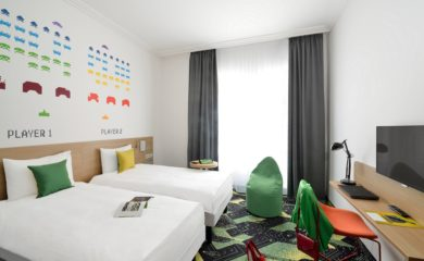 hotel code H 2997