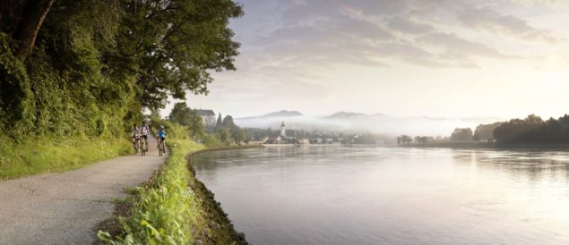Radtouren, ścieżka rowerowa nad Dunajem Fot. ENAT, Peter Burgstaller