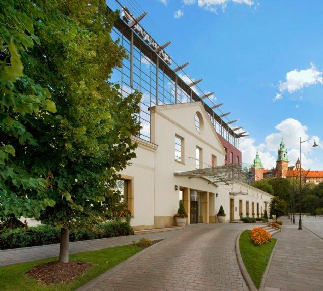 Sheraton Grand Krakow -Hotel Exterior