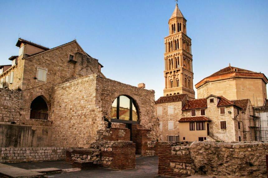 Stare miasto w Splicie. Fot. Fotolia.pl