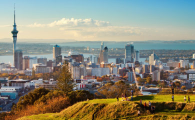 Współczesne Auckland jest symbiozą kultur z całego świata i nie będzie przesadą stwierdzenie, że jest jedną z najbardziej otwartych i tolerancyjnych metropolii na naszym globie. Fot. Fotolia.pl