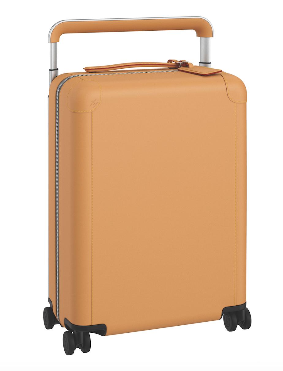93c5d97f86492 Model Horizon, stworzony we współpracy z projektantem przemysłowym Marcem  Newsonem, jest pierwszym z kolekcji walizek na kółkach marki Louis Vuitton.