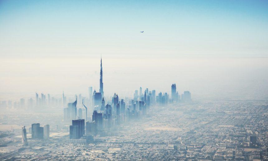 Panorama Dubaju. Fot. Fotolia.com