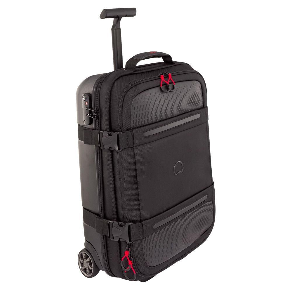 54dd4a7edbd00 Spodnia część tej poszerzanej walizki na kółkach ma konstrukcję skorupową
