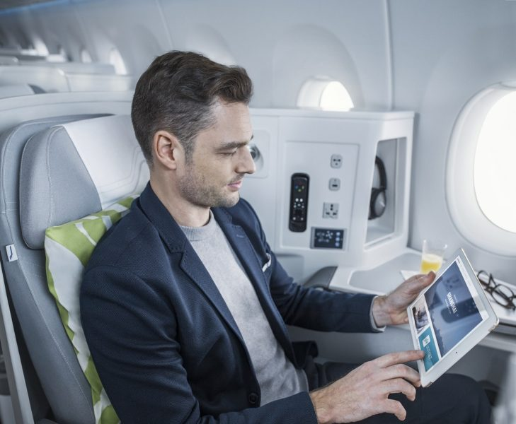 Internet w Finnair