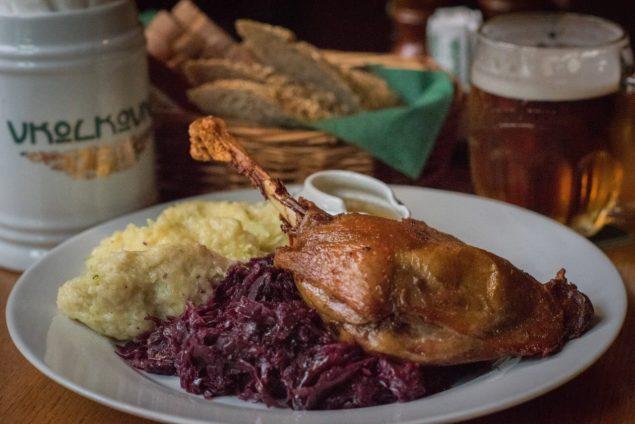 Kolkovnia restauracja Praga