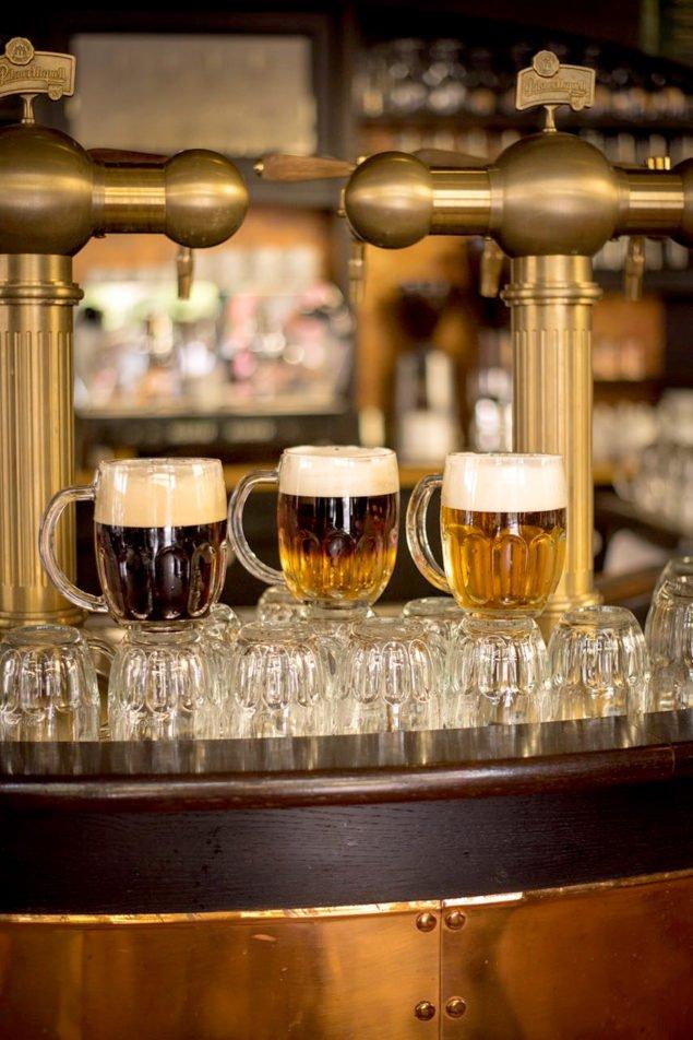 Piwo w Pradze